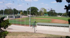 Baseball: Sherman A. Parks, Jr. Field